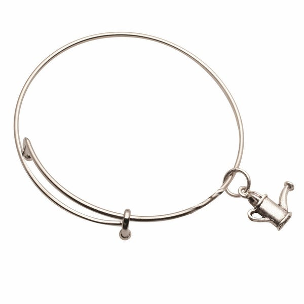 Women's Inspiration Charms Bracelets - Watering Can