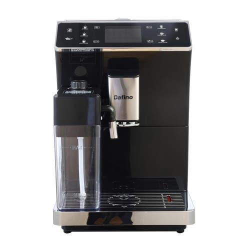Dafino-202 Fully Automatic Espresso Machine with milk tank