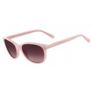 Nine West Womens Designer Sunglasses Gradient Fashion - blush/violet gradient - o/s