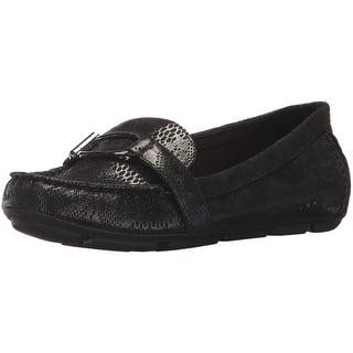 e8e445ba22e Buy Anne Klein Women s Loafers Online at Overstock