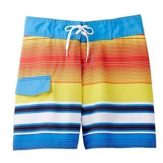 Azul Boys Orange Yellow Blue Sunset Breeze Print Board Shorts|https://ak1.ostkcdn.com/images/products/is/images/direct/865e3c439158b58d37aaae3621750c914b2cf2e8/Azul-Big-Boys-Orange-Yellow-Blue-Sunset-Breeze-Print-Board-Shorts-8-14.jpg?impolicy=medium