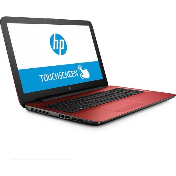 "Manufacturer Refurbished - HP 15-ba082nr 15.6"" Touch Lapotp AMD A8-7410 2.2GHz 4GB 1TB Windows 10"