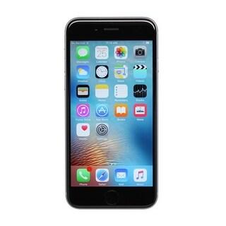 Apple iPhone 6S 16GB Unlocked GSM 4G LTE Phone - Space Gray (New Open Box) - Black