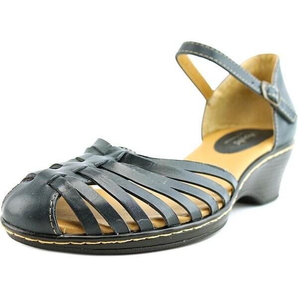 Softspots Tatianna Women Navy Sandals