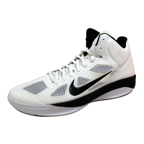 Nike Men's Hyperfuse 2012 White/Black 407623-100