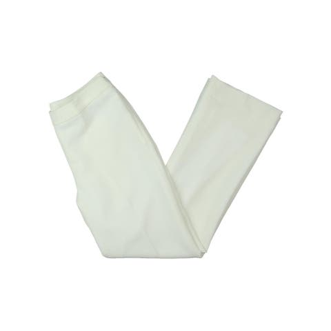 Tahari ASL Womens Petites Dress Pants Flare Office - 2P