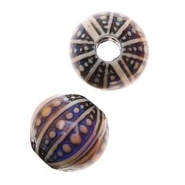 Mirage Color Changing Mood Beads - Sea Orbs 12.5mm (2)