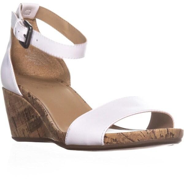 05078de61c6c Shop naturalizer Cami Ankle Strap Wedge Sandals
