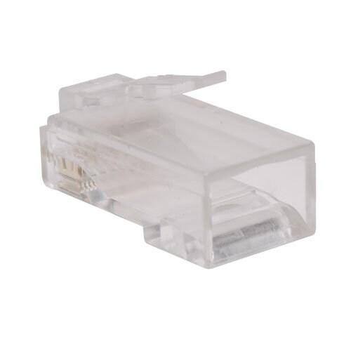 Tripp Lite - Cat6 Gigabit Rj45 Modular Connector Plug W/ Load Bar 100 Pack