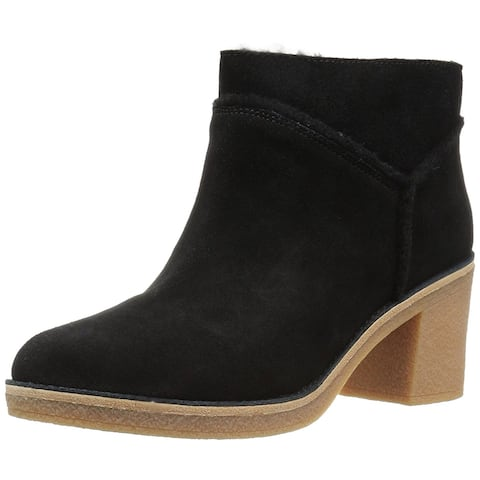 Ugg Womens Kasen Closed Toe Ankle Cold Weather Boots