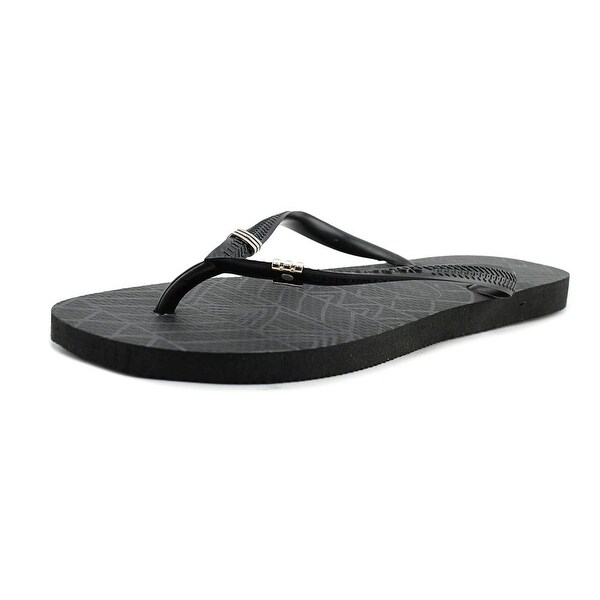 Havaianas Trinity Women Black Sandals