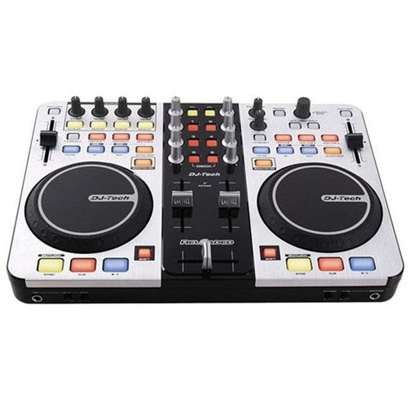FIRST AUDIO MANUFACTURING USB DJ Controller with Audio Interface