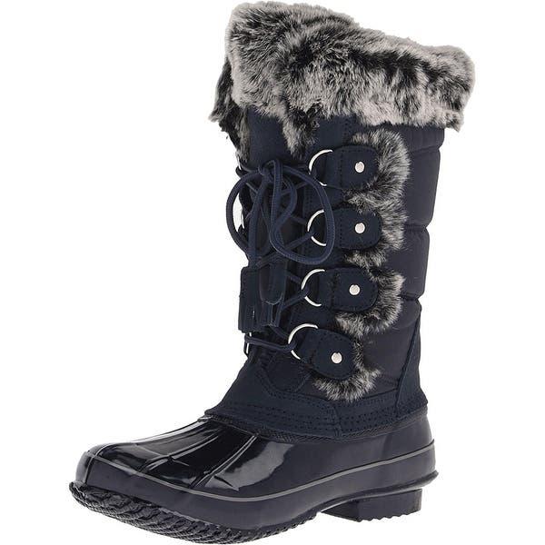 Shop Khombu Women's Bryce Snow Boot - Overstock - 16186063