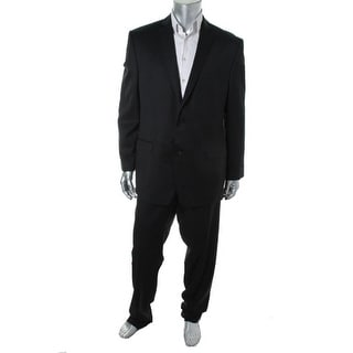 Marc New York Mens Wool 2PC Two-Button Suit - 48R