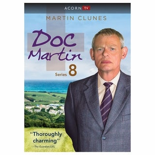 Doc Martin: Series 8 - Blu-ray