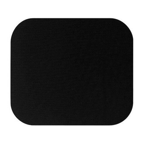 Fellowes 58024 Medium Black Mouse Pad