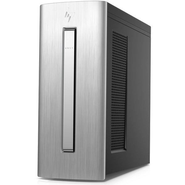 Refurbished - HP ENVY 750-510 Desktop Intel Core i5-7400 3.0GHz 8GB 1TB + 256GB SSD Windows 10