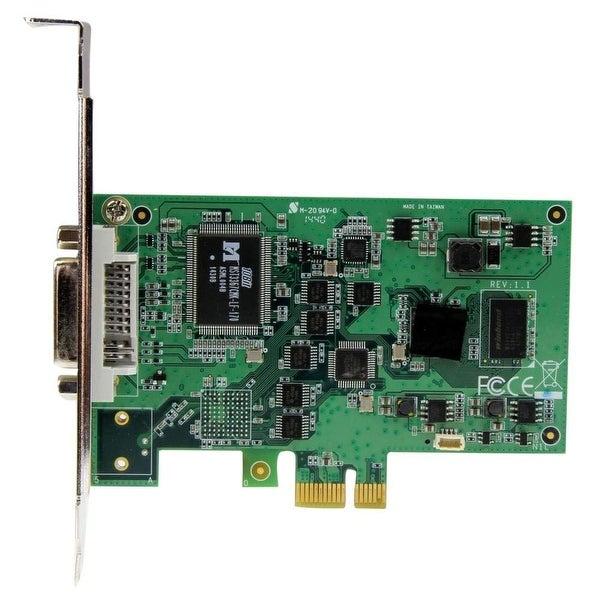 Startech Pcie Video Capture Card – Hdmi / Dvi / Vga / Component – 1080P – Game Capture Card – Hdmi Video Capture Car