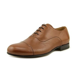 Bally Griolfo/03 Men Round Toe Leather Brown Oxford