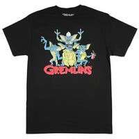 Gremlins Comedy Horror Destructive Evil Monsters Men's T-Shirt
