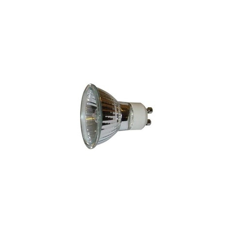 WAC Lighting GU10 Single 50 Watt MR16 GU10 Base Halogen Light Bulb