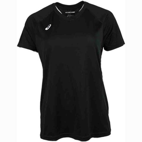 Asics Womens Circuit 8 Short Sleeve Running Athletic T-Shirt