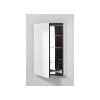 "Robern PLM2030RE PL Series 30"" x 19-1/4"" x 4-5/8"" Right-Hand Single Door Medicin"