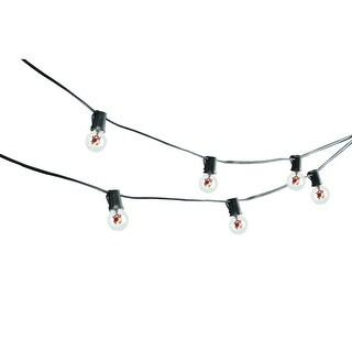 Sylvania V36256-71 Halloween Spider Lights Decoration, Black, 8-1/2'