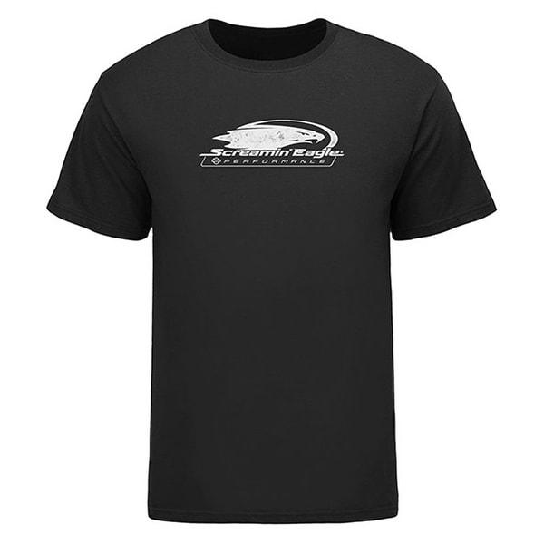 Harley-Davidson Men's Screamin' Eagle Mummy Short Sleeve Tee, Black HARLMT0271