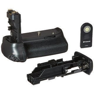 Polaroid Battery Grip For Canon 70D Digital Slr Camera - Remote Included