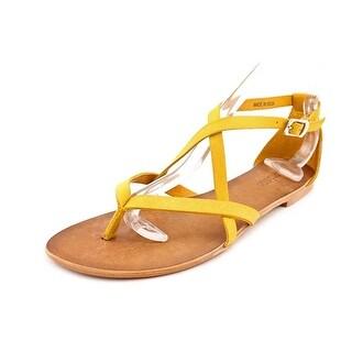 Matisse Ella Women Open-Toe Leather Slingback Sandal