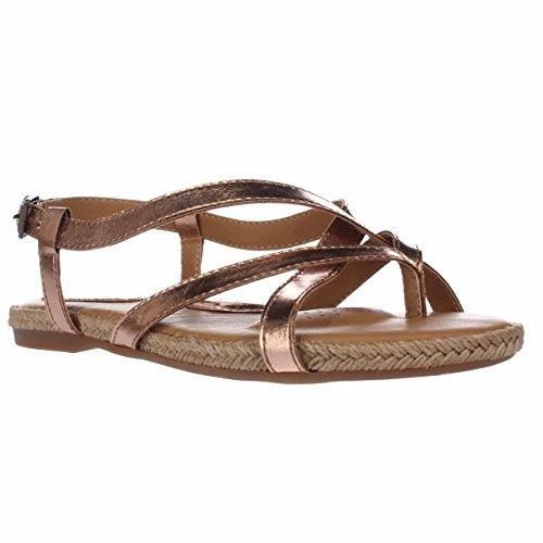 B.O.C Womens Avram Open Toe Casual Ankle Strap Sandals