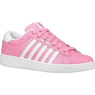 K-Swiss Women's Hoke T CMF Sneaker Aroura Pink/White