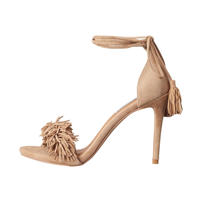 un millón dedo jurado  Steve Madden Women's Sassey Dress Sandal - Overstock - 14710318