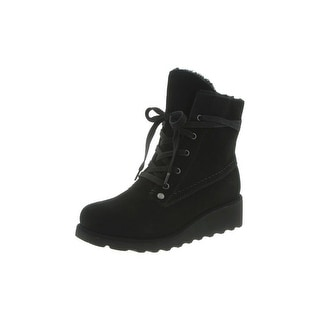 """Link to Bearpaw Casual Boots Womens Krista Wide 5 1/2"""" Lace Up Similar Items in Women's Shoes"""