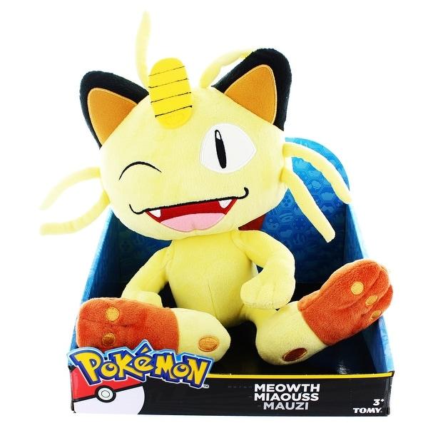 "Pokemon Large 12"" Plush: Meowth"