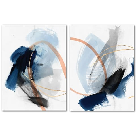Foreshadow by PI Creative Art - 2 Piece Canvas Print Set