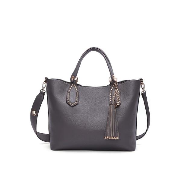 e0ad49c585a9 Shop MKF Collection by Mia K Farrow Naiana Tote Shoulder Bag - Free ...