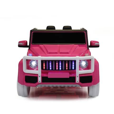 "Police Car Toy Plastic Pursuit Rescue Vehicle W/ Sirnes Sound - 7'6"" x 9'6"""