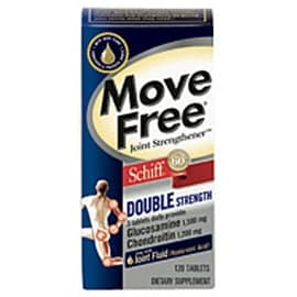 Move Free Double Strength Joint Strengthner Tablet 120 ea