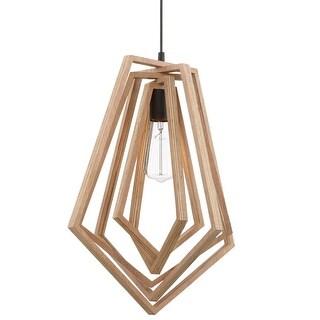 "Craftmade 44592 Gem Single Light 15"" Wide Pendant"