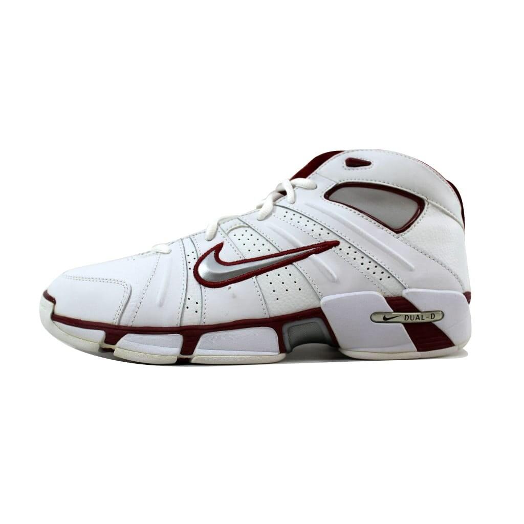 Nike Men's Air B Ball Dual D Puma Black 311139 102 Size 10.5