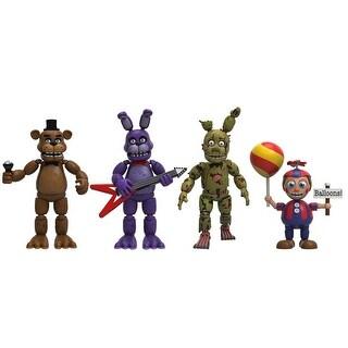 Five Nights At Freddy's Mini Figure 4-Pack: Set 2