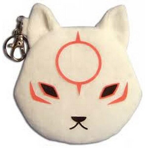 Okami Den Chibiterasu Coin Purse - White