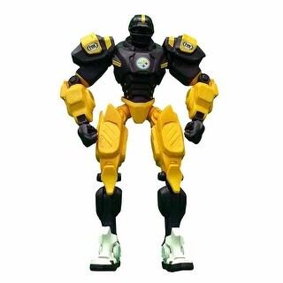 "NFL Pittsburgh Steelers 10"" Cleatus Fox Robot Action Figures"