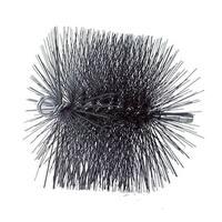 "Rutland Chimney Sweep 16407 Round Wire Brush, 7"" D, Black"