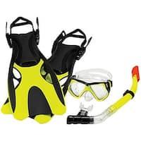 Leader  Montego Bay Super Kit Sr, Yellow/Black L/Xl, L/Xl