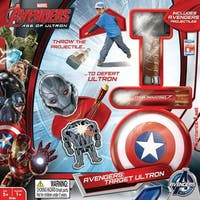 Target Ultron Action Game