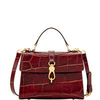 Dooney & Bourke Pembrook Claire Satchel (Introduced by Dooney & Bourke at $328 in Sep 2017)