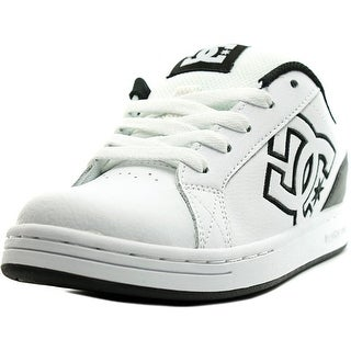 DC Shoes Clemente   Round Toe Leather  Skate Shoe